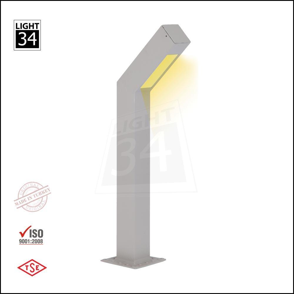 Modern Led Garden Lamp 20 W Bollard Light Multi Color Led Outdoor Light_3