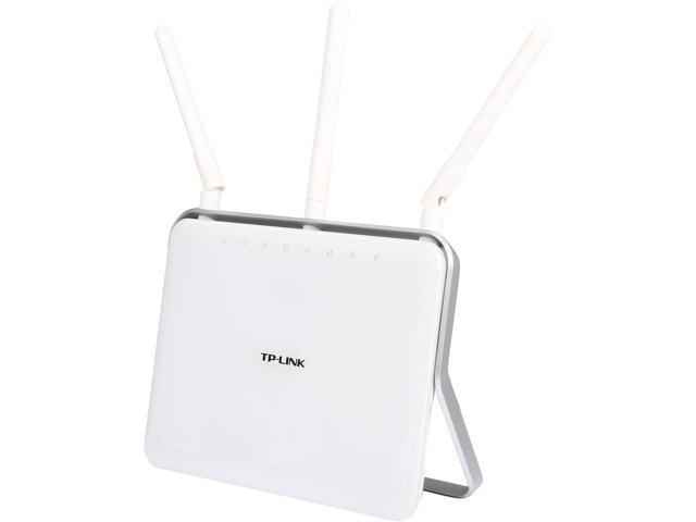 TP-LINK Archer C9 Gigabit Ethernet White wireless router_5