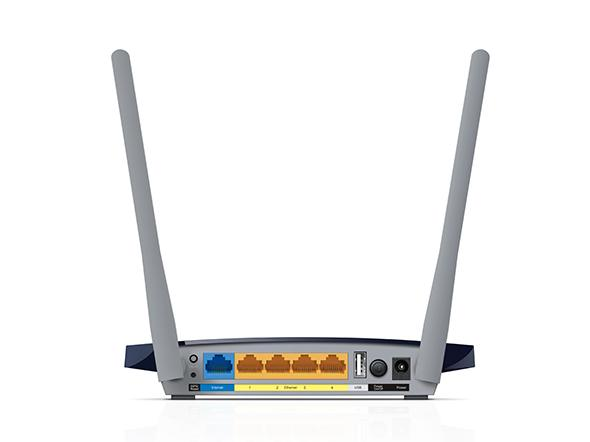 TP-Link Archer C50 AC1200 wireless dual band router_3