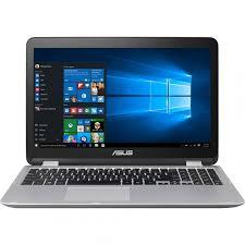 Asus VivoBook Flip TP501UA-DN072T, 2-in-1 Laptop, Intel Core i3-6100U, 4 GB RAM, 500 GB HDD, 15.6