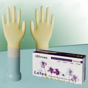 Disposable Latex Examination Glove_2