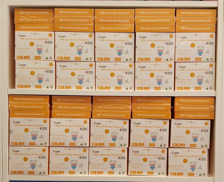 Nutrafusion DHA & Vitamin E 30 Capsule_2