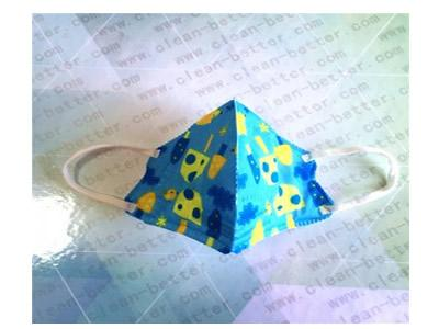 Printed Foldable Face Mask_2