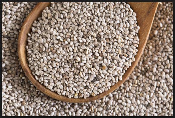 Australian Grown White Chia Seed – 15kg Poly Bags_2