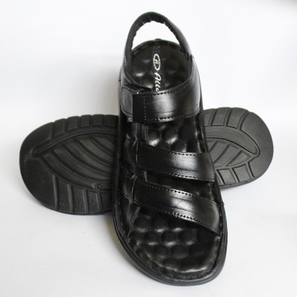 Leather Sleepers And Sandles_6