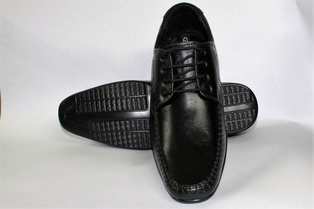 Leather Formal Shoes_3