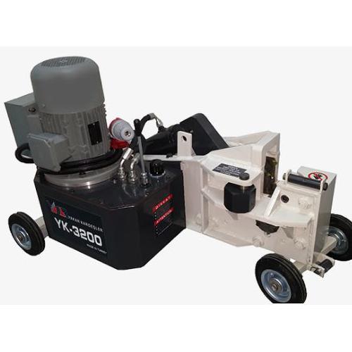YK 3200 Hydraulic Iron Cutting Machine_2