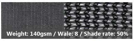 140gsm/8/50% Shade Net_2