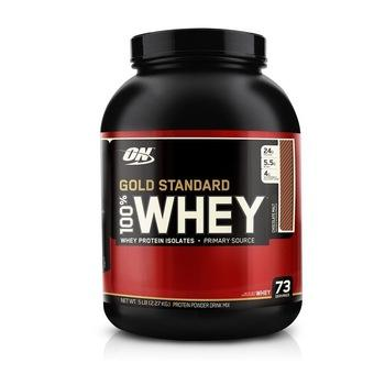 Optimum Nutrition 100% Whey Protein Gold Standard 10lb bag - Sports Nutrition & Protein_3