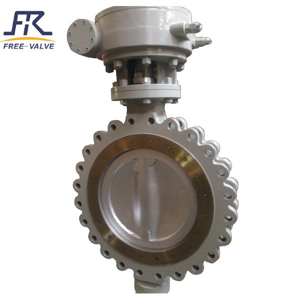 High Performance Butterfly Valve,Double Offset Butterfly Valves_2