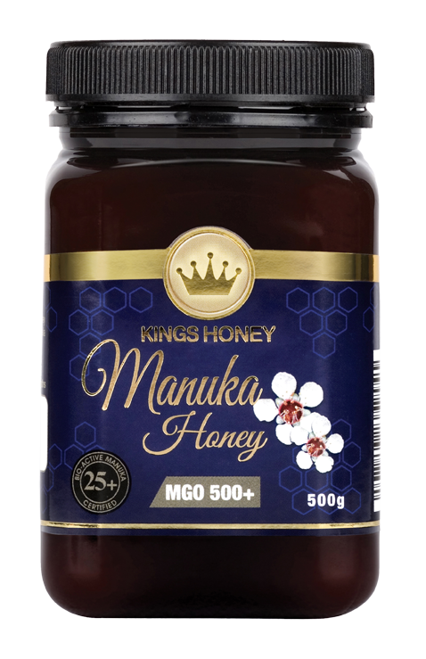 Kings Manuka Honey MGO 500, 500g_2