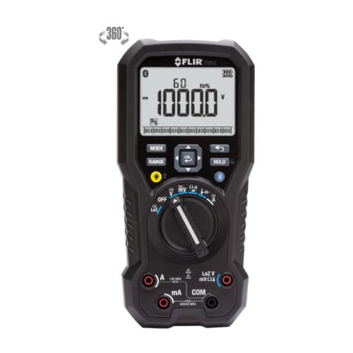 DM93 True RMS Digital Multimeter_2
