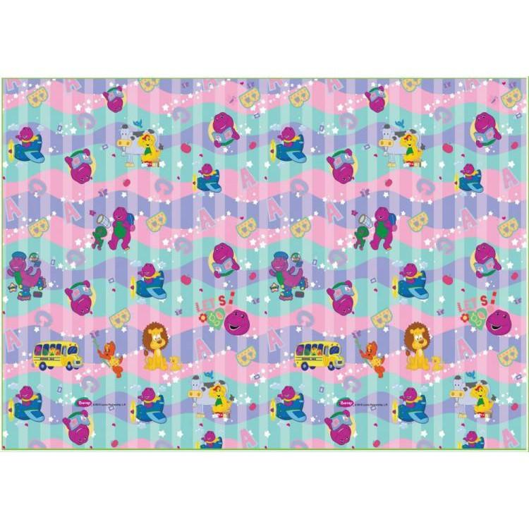 Barney Play Mat Roll Up (MUJ729)_3