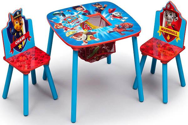 PAW Patrol Table & Chair Set with Storage_3