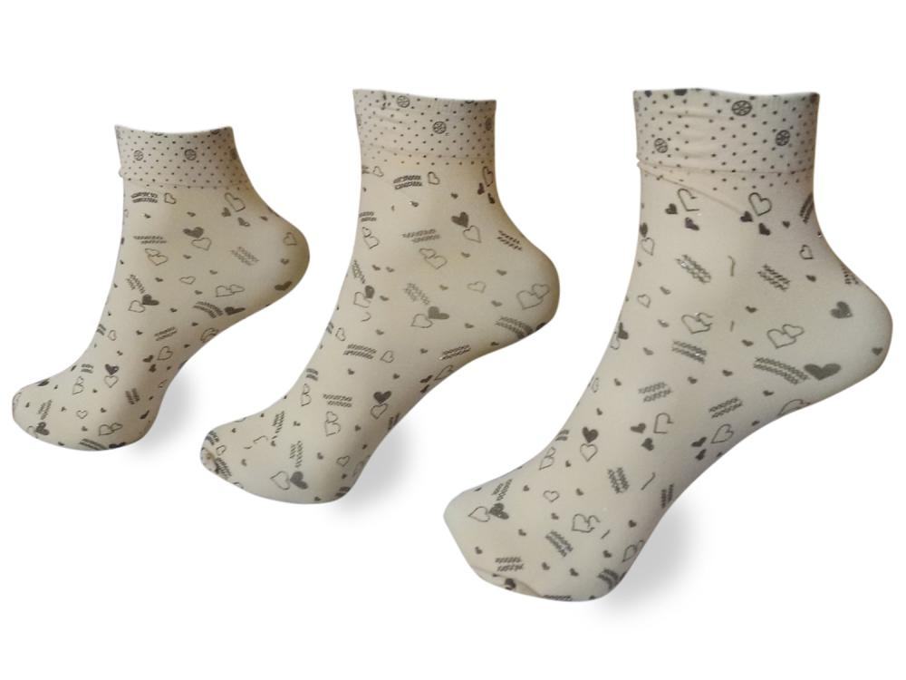 Women Transparent Socks , Nylon socks , Cotton Socks_5