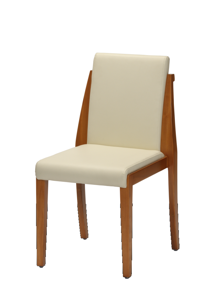 Wooden Upholstered Chair_7
