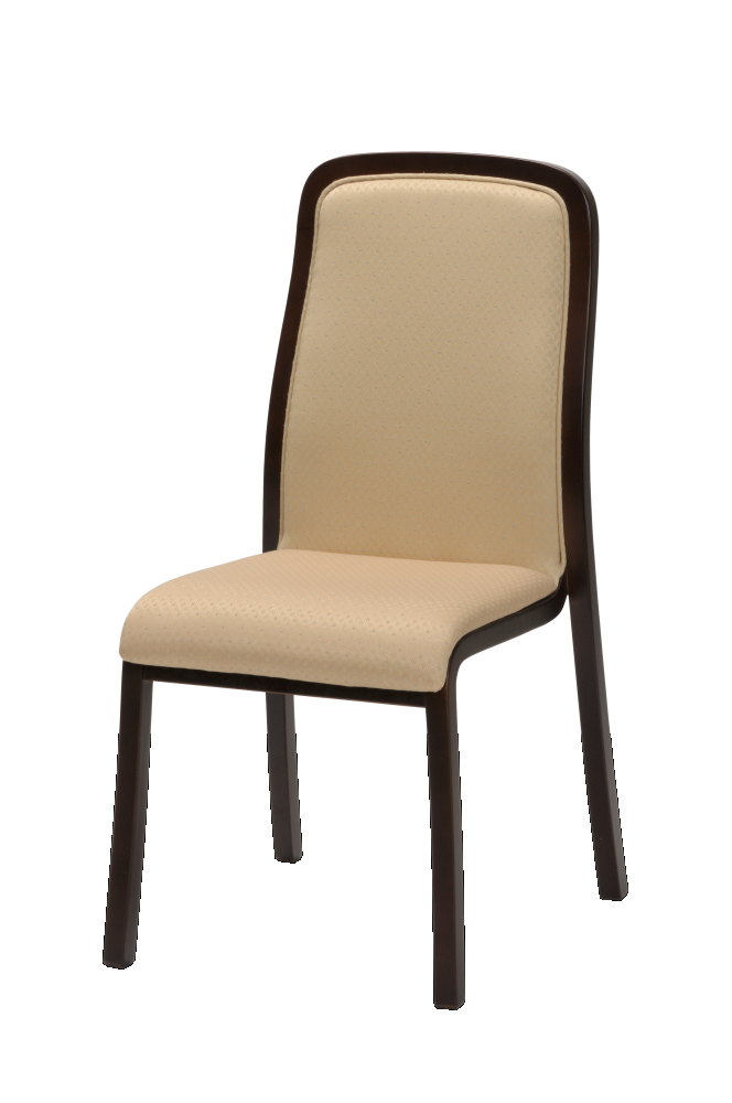 Wooden Upholstered Chair_6