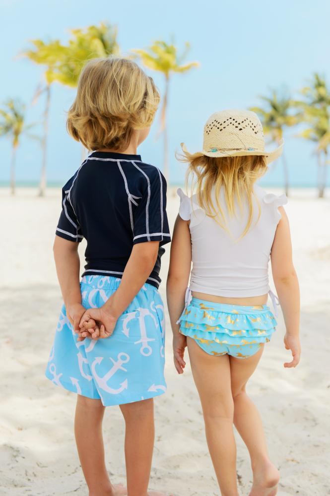 Premium Branded UV 50 Swimwear for Girls and Boys_2