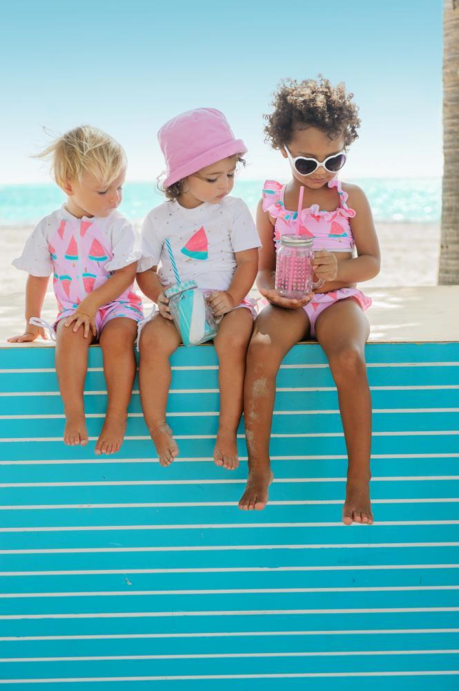 Premium Branded UV 50 Swimwear for Girls and Boys_3
