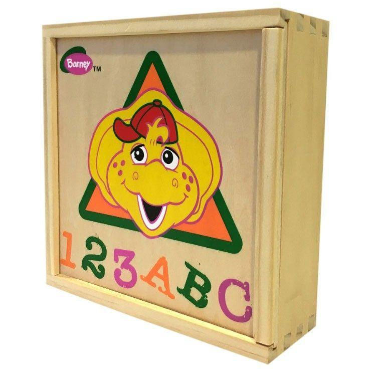 Barney Wooden Toys Numbers (MUJ831)_3