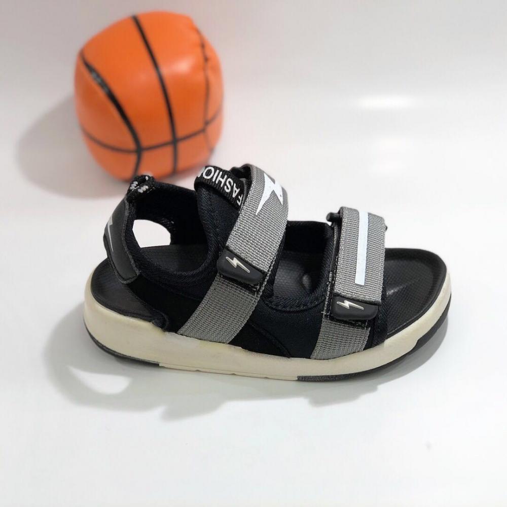 KK Kids Sandals Boy Shoes Children Footwear Velcro  Summer Sports Shoes SKU173231S_5