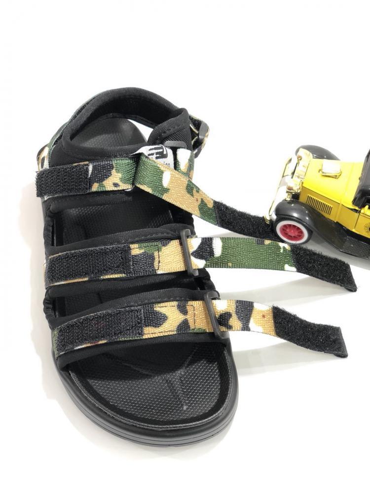 KK Kids Camouflage Sandals Boy Shoes Children Footwear Velcro  Summer Sports Shoes SKU173168B_3