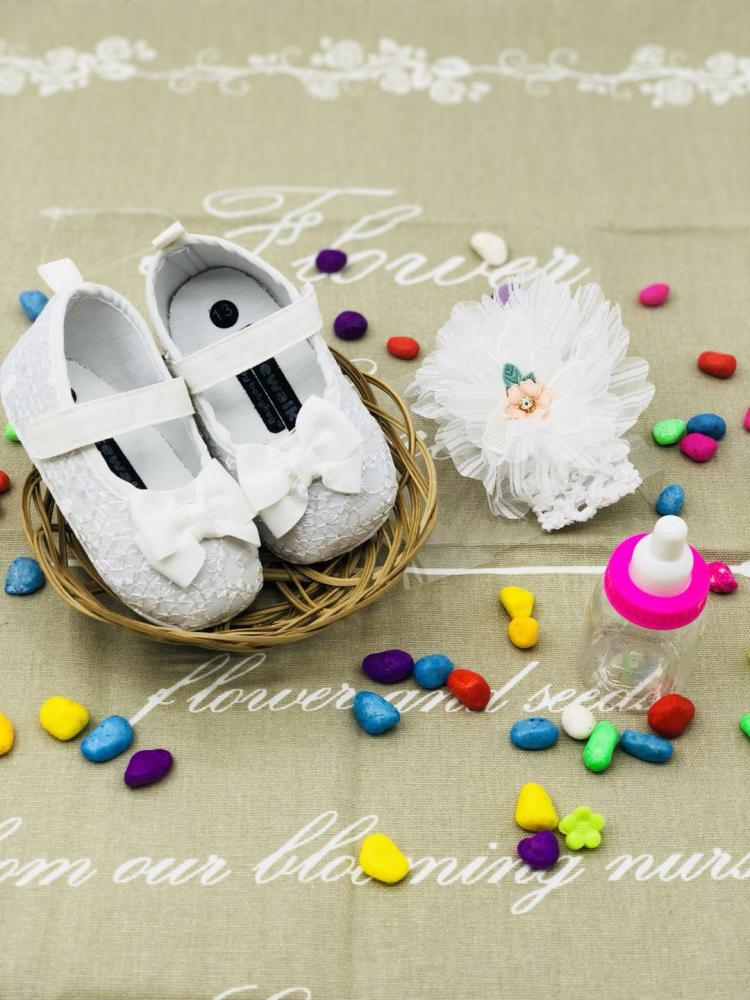 Lucky Baby Shoes Children Footwear New Born Baby Shoes SKU-BBS_2