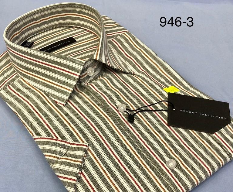 Report Short Sleeved Shirts (Regular Fit, S:M:L:XL:XXL:3XL:4XL)_17
