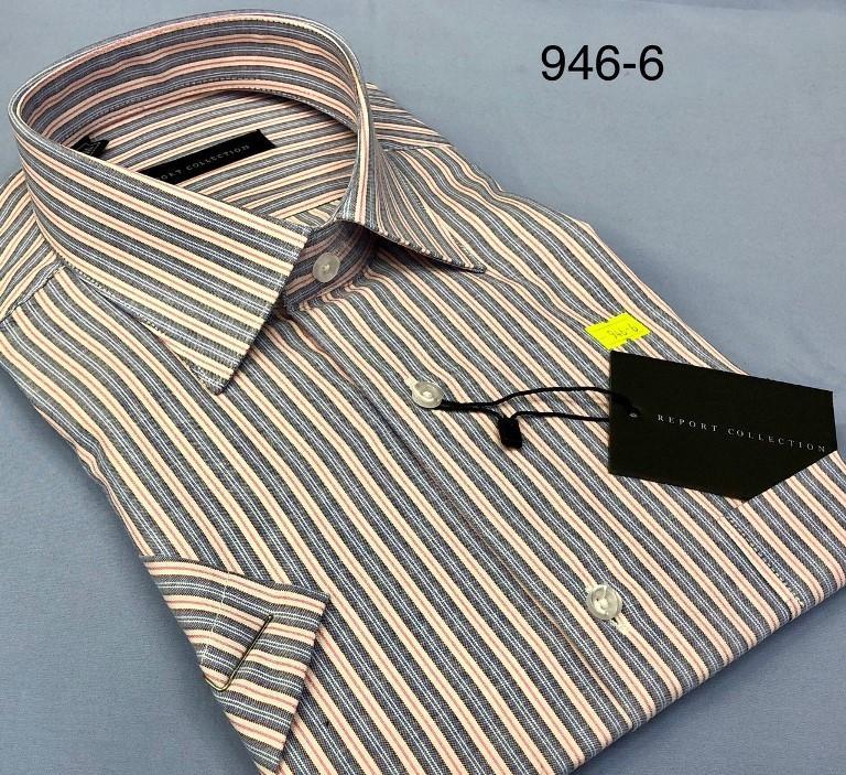 Report Short Sleeved Shirts (Regular Fit, S:M:L:XL:XXL:3XL:4XL)_7
