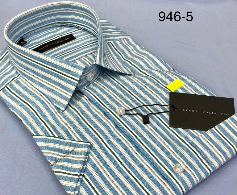 Report Short Sleeved Shirts (Regular Fit, S:M:L:XL:XXL:3XL:4XL)_2