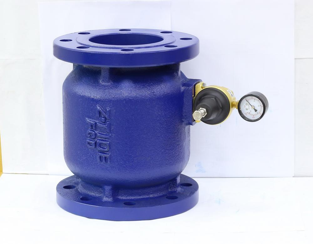 Pressure Relief Valve Ductile Iron 3 inch Flange_2