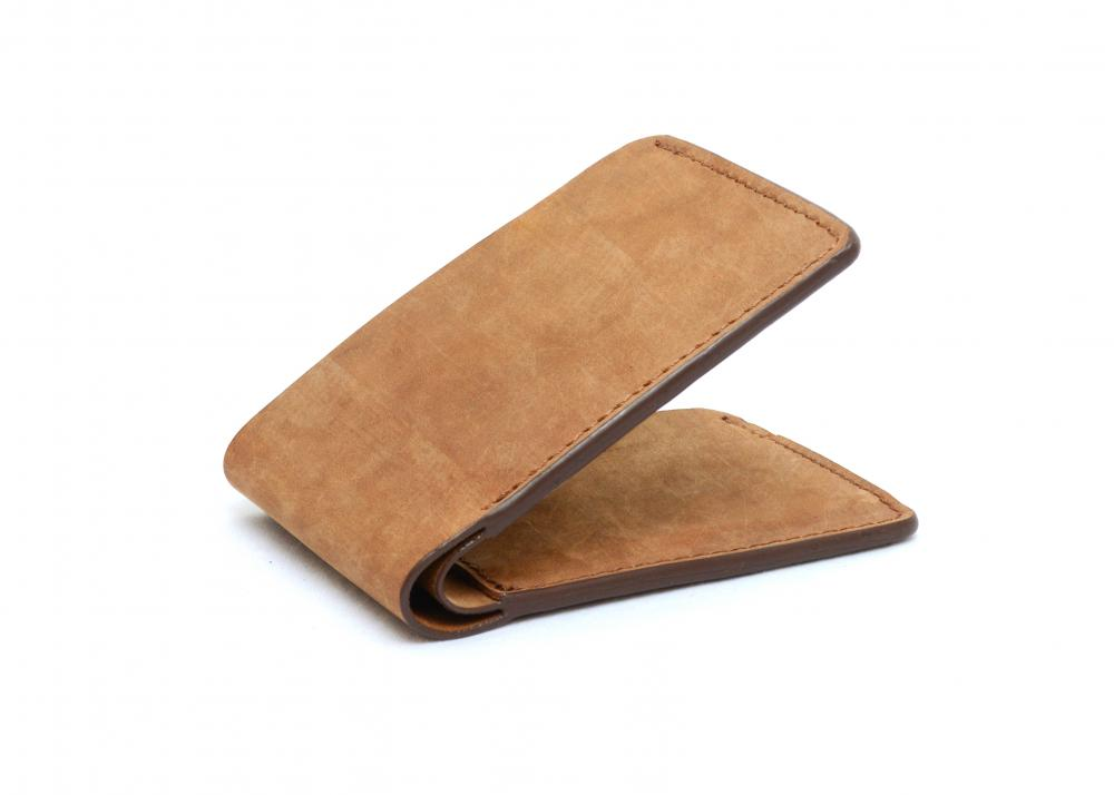 Hand Made Full Grain Leather Wallet_16