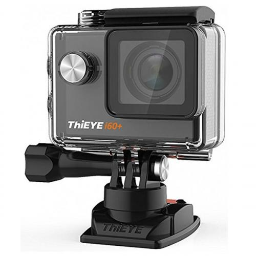 THIEYE 4K ACTION CAMERA - i 60  Silver_4