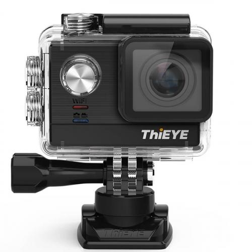 THIEYE 4K ACTION CAMERA - i 60  Silver_3