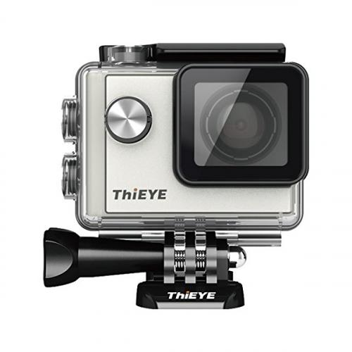THIEYE 4K ACTION CAMERA - i 60  Silver_2