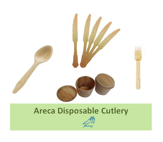 Biodegradable Disposable Tableware Cutlery Plates Spoon Fork Bowl Wholesale_2