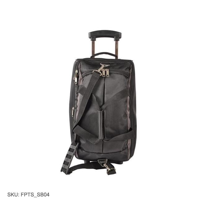 DUFFLE LUGGAGE BAG XPANDABLE TROLLEY_5
