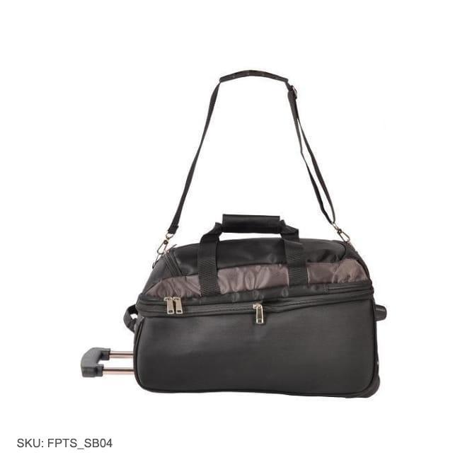 DUFFLE LUGGAGE BAG XPANDABLE TROLLEY_2