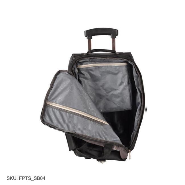 DUFFLE LUGGAGE BAG XPANDABLE TROLLEY_3