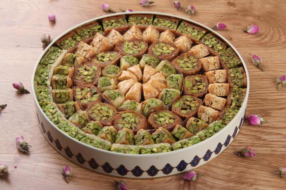 Muhtar Sweets Mix Arabic 900 Gram_2