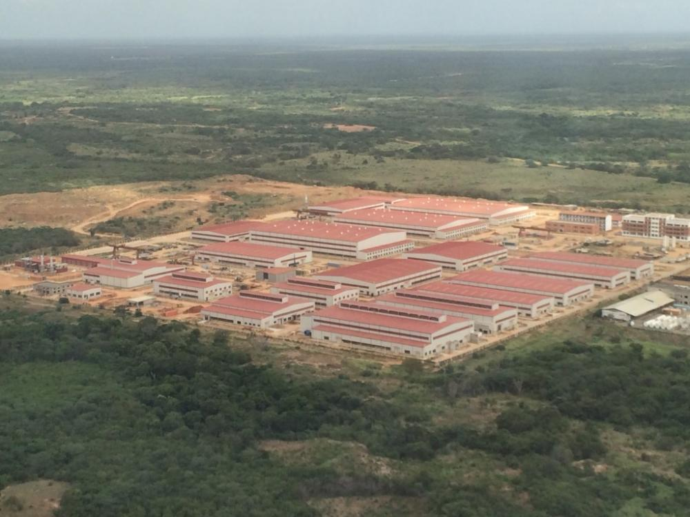 Farm And Sideline Products Processing Equipment Manufacturer Industrial Park Project In Venezuela_3