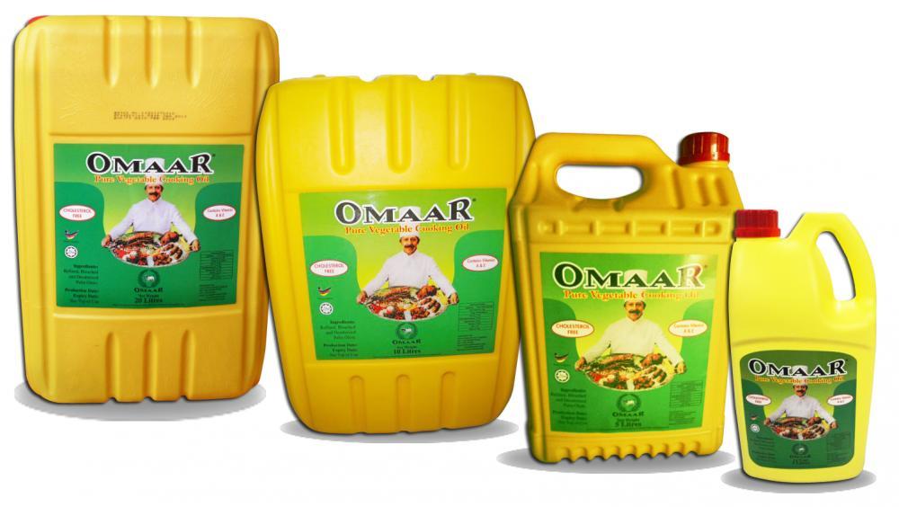 Omaar Sunflower Oil /OMAAR RBD Palm Olein Oil_2