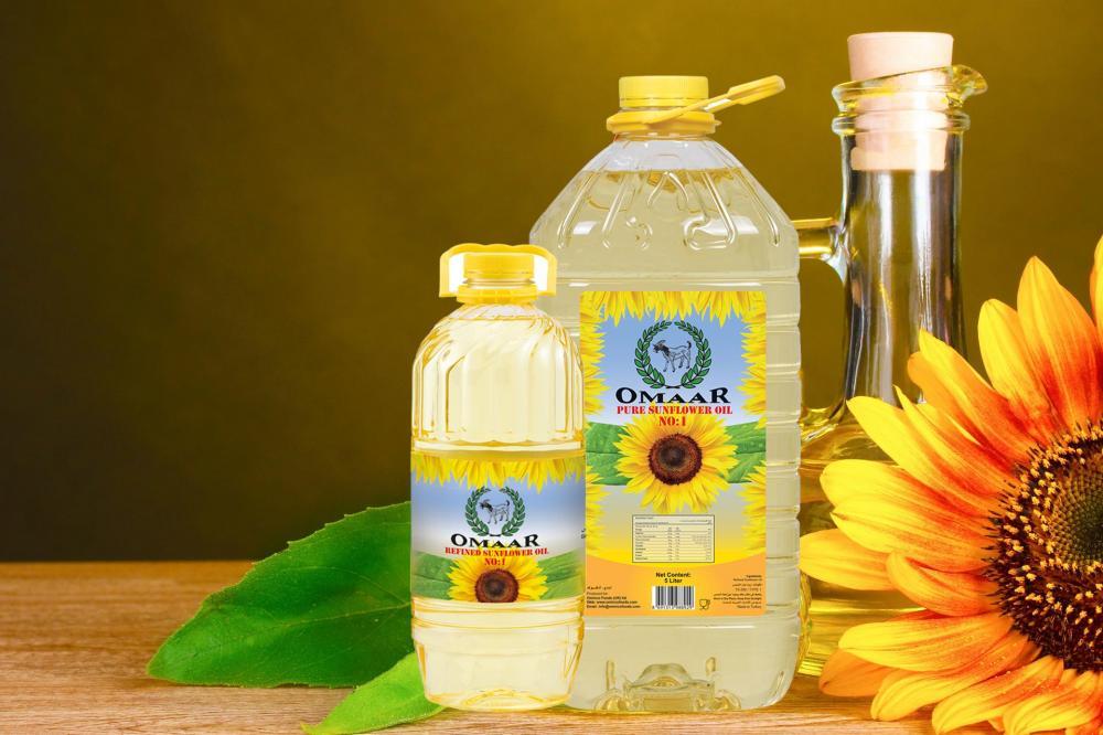 Omaar Sunflower Oil /OMAAR RBD Palm Olein Oil_4