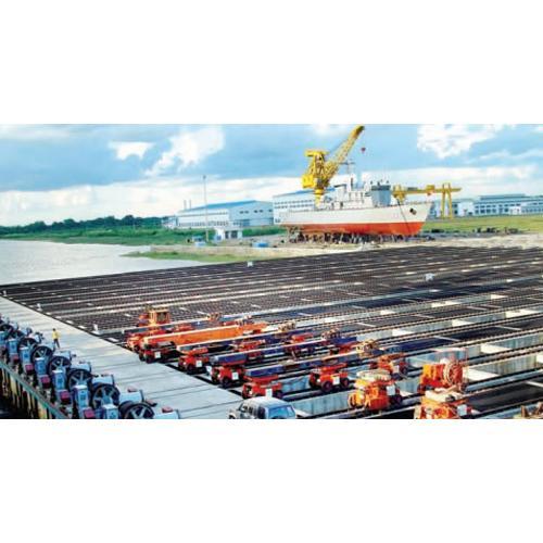 Thilawa Shipyard In Myanmar_2