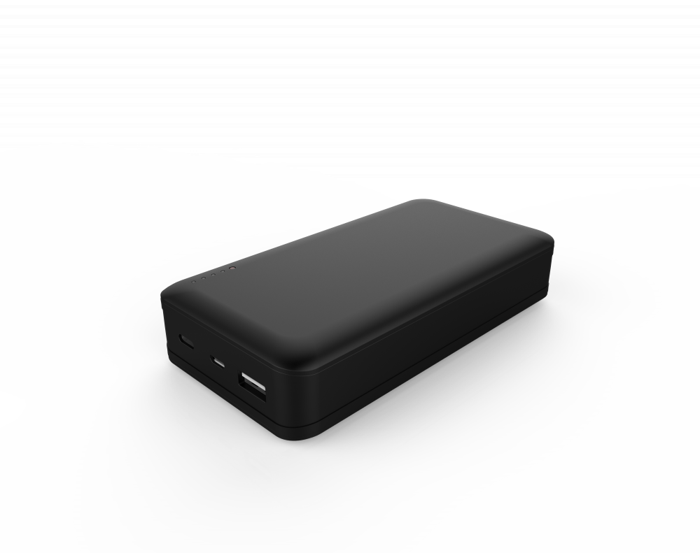 20000mAh Type C PD45W Portable Charger with QC3.0_3