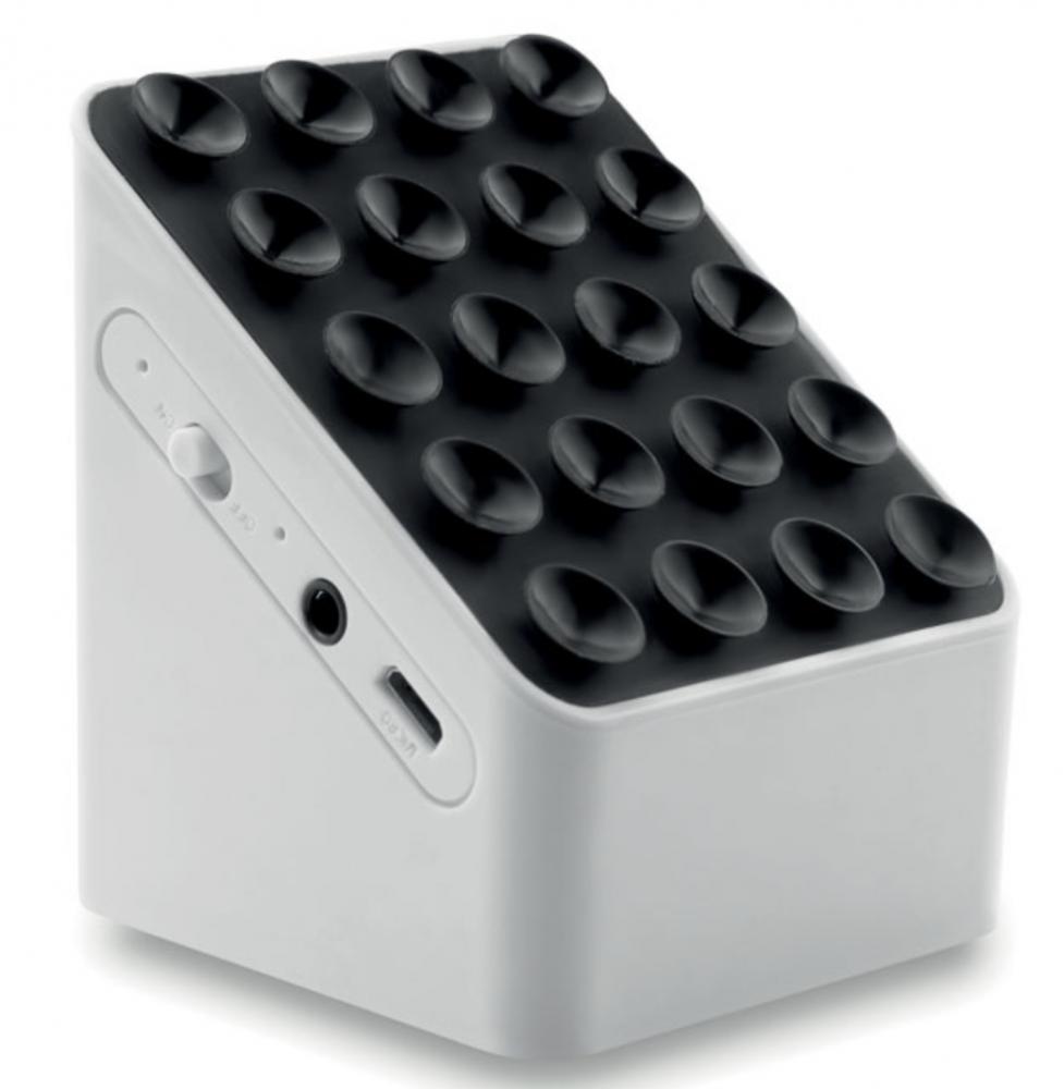 2.1 Bluetooth speaker and smartphone holder_2