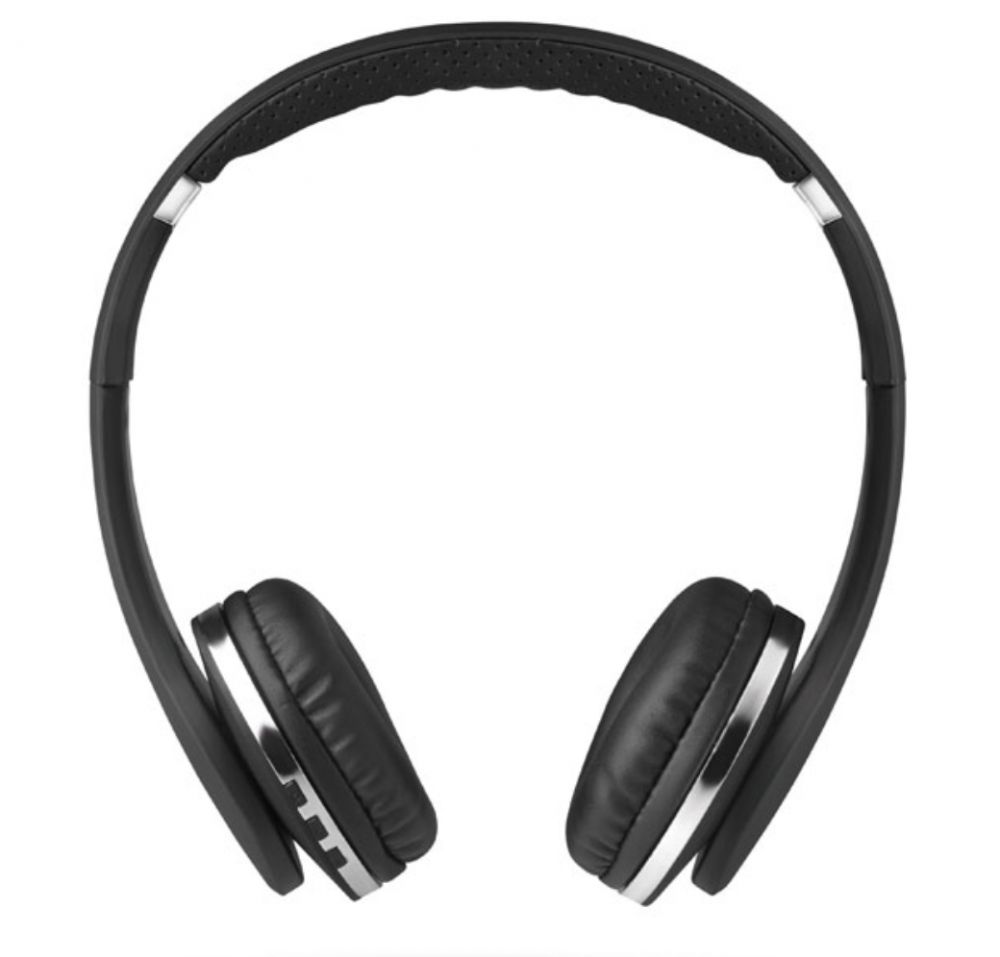 2.1 Foldable Bluetooth headphones in ABS with rubber finish_2