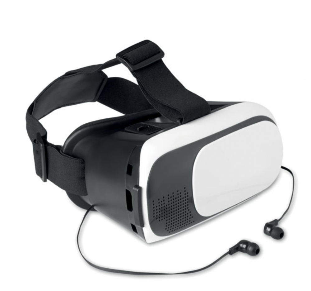 Virtual reality glasses with bluetooth earphones_2