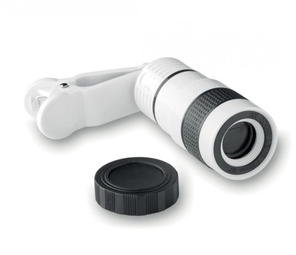 Magnifier Telescope Clip Lens_2