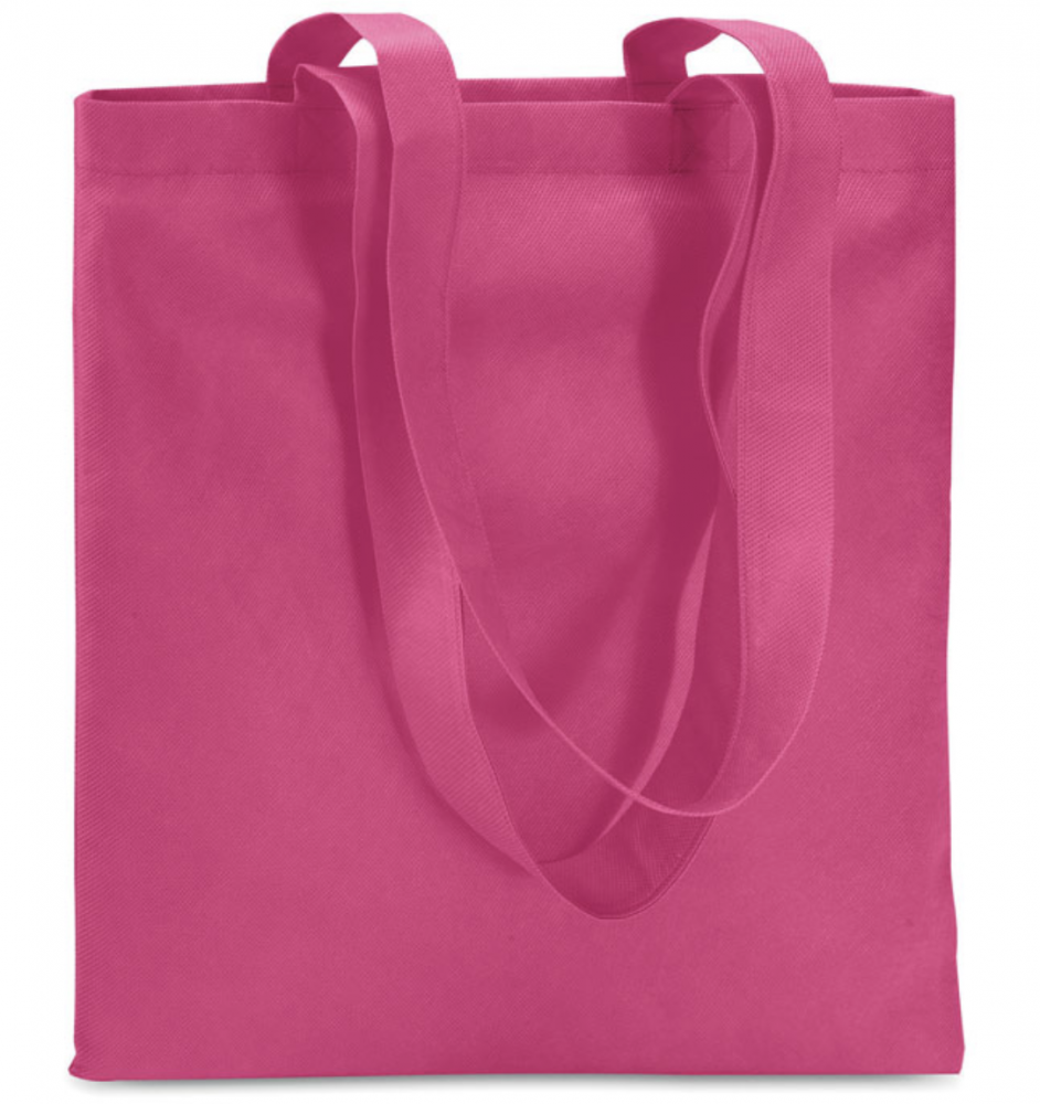 Nonwoven Shopping Bag With Long Handles_2